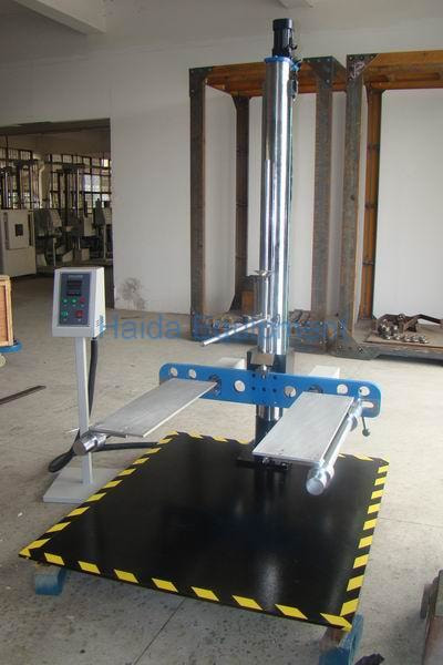 Single Wing Drop Test Machine