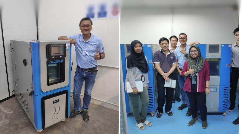 Temperature Humidity Test Chamber Supplier Malaysia